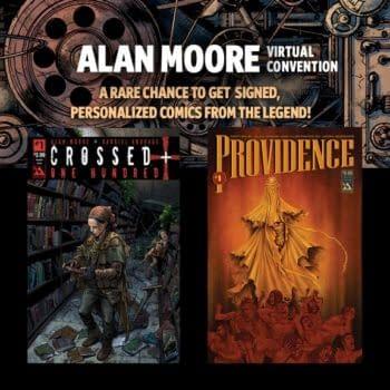 The Alan Moore Virtual Comic Con Opens Its Doors