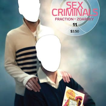 Now Its Time For *You* To Sketch On The Cover Of Sex Criminals #11