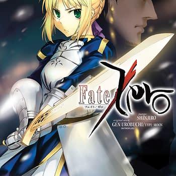 Fate/Zero Manga Arrives From Dark Horse This February