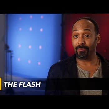 Jesse L. Martin Talks About That Moment In The Season One Finale
