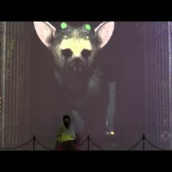 The Last Guardian Made An Adorable Appearance At TGS