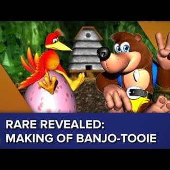 Rare Release Making Of Banjo-Tooie Video That Shows Off Secrets