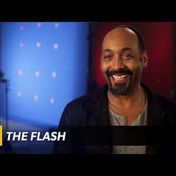Jesse L. Martin On The Relationship Between Joe West And Cisco Ramon