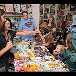 Free Comic Book Day &#8211 The Movie With Erik Larsen Matt Hawkins Liam Sharp And Tom Beland