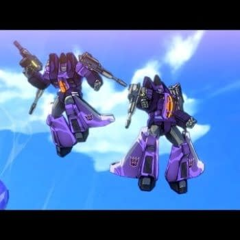 Transformers: Devastation Video Takes You Behind The Scenes