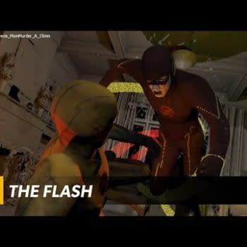 The Visual Effects Of The Flash