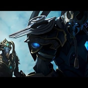 This New StarCraft II: Legacy Of The Void Trailer Goes Deep Into Lore
