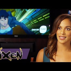 Megalyn Echikunwoke On Playing Vixen Fan Reaction And More