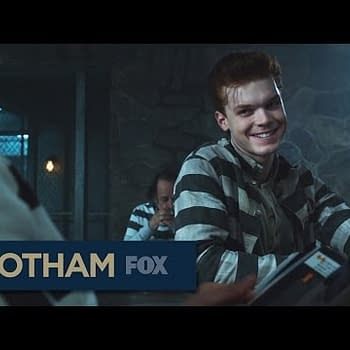 Gotham Teaser Trailer And When Jerome Met Barbara
