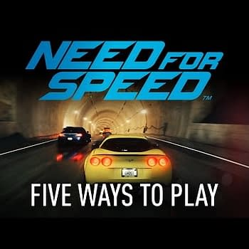 There Are Five Ways To Play In This New Need For Speed Trailer