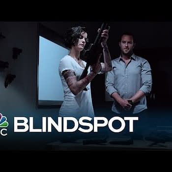 Adding To The Mystery Of Blindspot