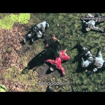 Watch The Important Missing Section From The End Of Metal Gear Solid V