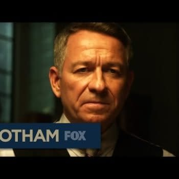 A Look Back At Gotham With Sean Pertwee, Donal Logue And Robin Lord Taylor