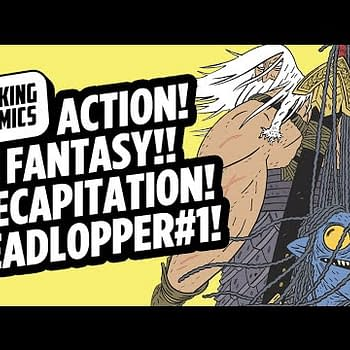Talking Comics &#8211 Discussing This Weeks Upcoming Titles From Star Wars: Shattered Empire To Faster Than Light Head Lopper &#038 More
