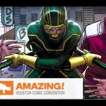 That Mark Bagley/John Romita Jr Panel From Houston Awesome Comic Con (VIDEO)