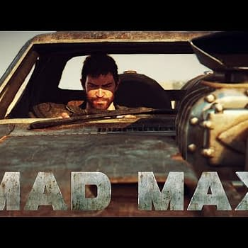 The Mad Max Game Takes You Down The Fury Road