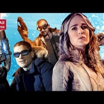 How Do You Stop An Immortal? – The Cast Of DC's Legends Of Tomorrow Talk