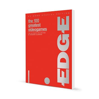 Edge Print Top 100 Games Of All Time Magazine