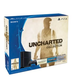 The Nathan Drake Collection Gets A PlayStation 4 Bundle