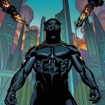 Yes, Ta-Nehisi Coates Is Writing A New Comic Book For Marvel – Black Panther, With Brian Stelfreeze, For A Year