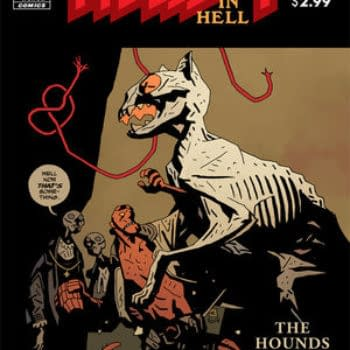 Advance Review: Facing Your Demons In Hellboy In Hell #8