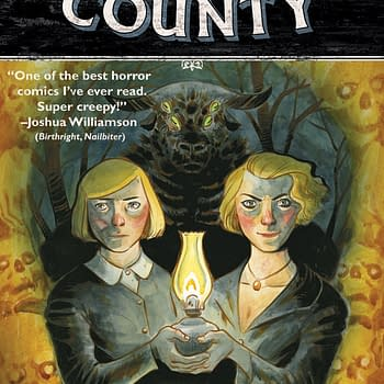 Advance Review: Its A Haunted World In Harrow County #5