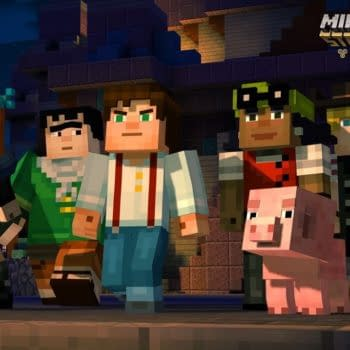 Amazon Supposedly Outs Minecraft: Story Mode Release Date