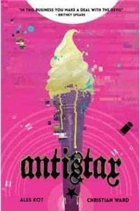 Islamic Transgender Pop Star Comic Antistar By Ales Kot From Image In January 2016 (UPDATE)