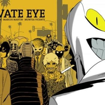 Brian K Vaughan And Marcos Martin Get A Widescreen, Deluxe HC The Private Eye For December