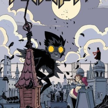 A Hardcover Collection Of Jorge Corona's Heart Warming Tale Feathers Arrives This December