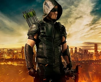 Five Thoughts For Season 5 Of Arrow