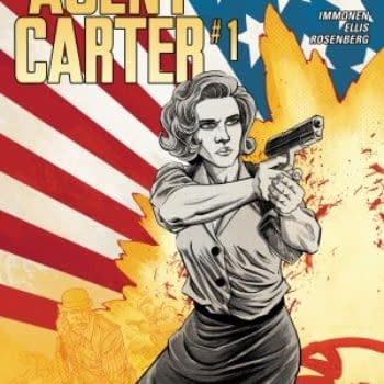 Thor's Comic Review Column – Miracleman #2, Captain America: White #1, S.H.I.E.L.D. 50th Anniversary: Agent Carter #1