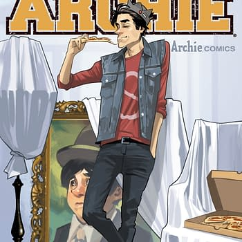 A Look Inside The Re-imagined Archie #3