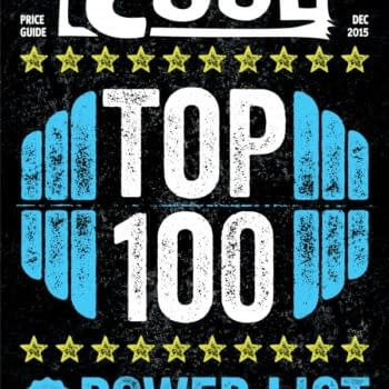 Oh Boy… December Brings The Top 100 Power List For The 2015 Comic Book Industry In Bleeding Cool Magazine
