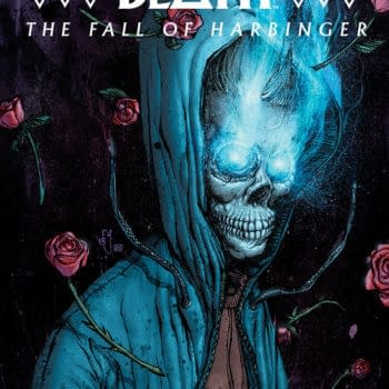 """""""This Is The Story Of The Fall Of Harbinger"""" – Valiant Preview"""