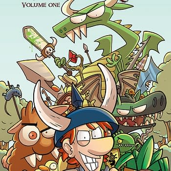 BOOM Boxs Munchkin Vol. 1 TP Is Guaranteed Laugh Out Loud Fun