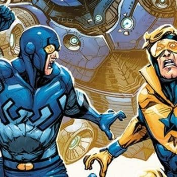 Greg Berlanti Is Developing A Booster Gold / Blue Beetle Film
