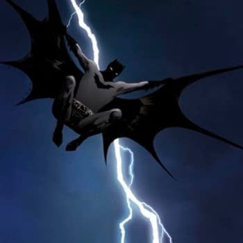 Win A Signed Jae Lee Exclusive Cover Dark Knight III: The Master Race #1
