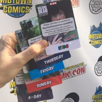 There Are Still NYCC Tickets Available At Midtown Comics… And No Line