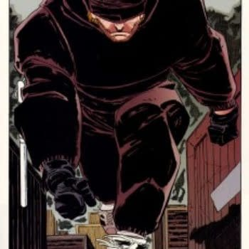 Frank Miller And John Romita Jr Reunite For 'Man Without Fear'-Style Dark Knight III Tie-In With Klaus Janson