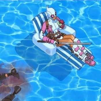 The Return Of Gwenpool – From Ron Lim, For Howard The Duck