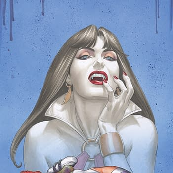 Joseph Michael Linsners Dawn / Vampirella #5 Cover Gets A 4th Variation