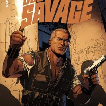 Exclusive – Doc Savage Gets Caught In The Spider's Web