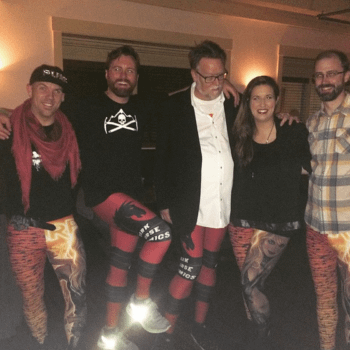 Dark Horse's Leggings Line From Bombsheller Is Seriously Sexy