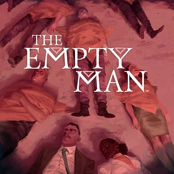Horror That Hits Home: Preview 10 Pages Of The Empty Man TP Out This Week