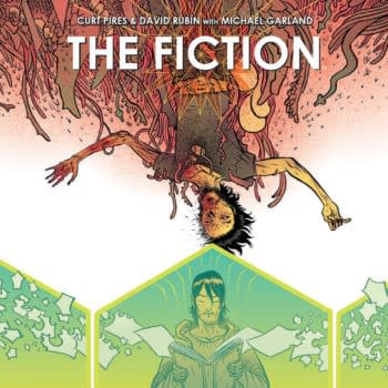 'Maybe The Only Meaning…Is What We Project' – Preview The Fiction #4, Out This Week