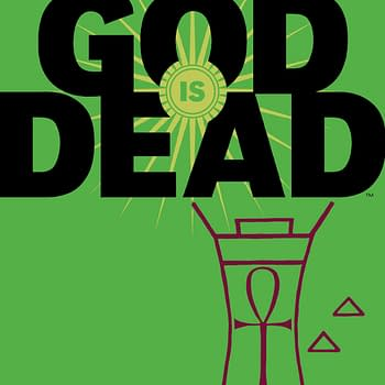 God Is Dead Vol 6 Hits Shops This Week