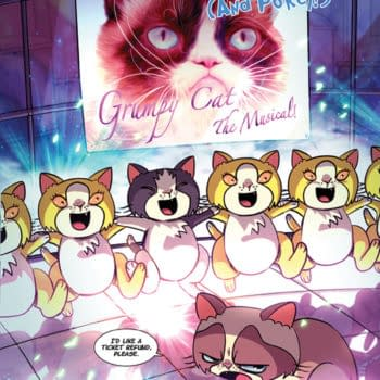Chatting With The Artists Of Grumpy Cat