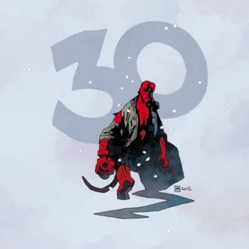 Cover Reveal: Dark Horse Announce 30th Anniversary Variants In 2016 + Hellboy Winter Special Variant