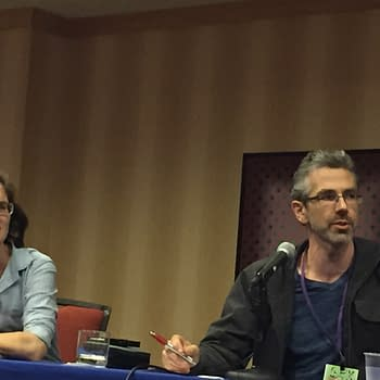 SPX 15: Kathryn And Stuart Immonen On Finding Room For Everything In Comics